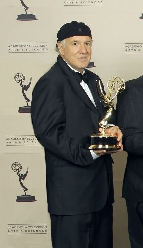 William Mesa at the Emmy Awards