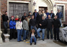 Flash Film Works crew in 2007